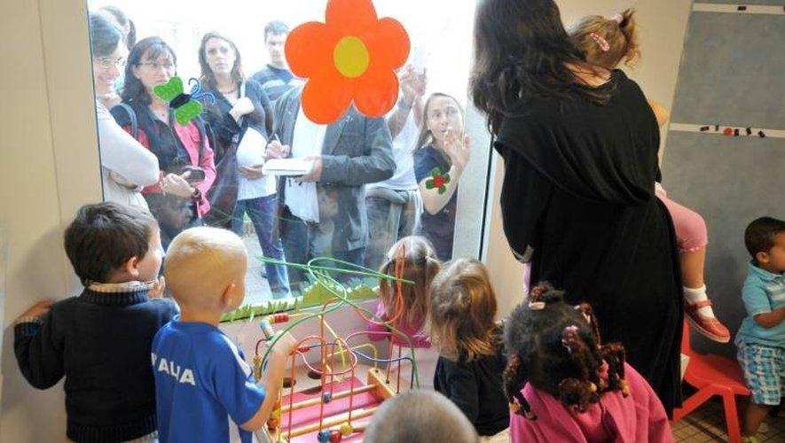Le nombre d'assistante maternelle a triplé en 30 ans sur le marché de l'emploi en France