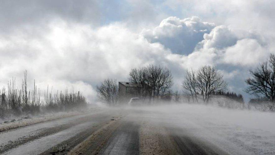 Pour les prévisionnistes de Météo France, cet épisode de froid va durer au mois jusqu'au 25 janvier.