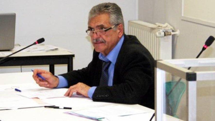 Tout dernier président en exercice de la communauté de communes Decazeville Aubin (CCDA), André Martinez est aussi le tout premier président élu de la nouvelle intercommunalité du Bassin.