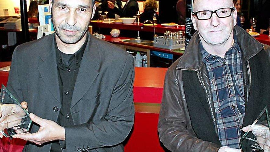 Mohamed El Yacoubi et Pierre Boyer.