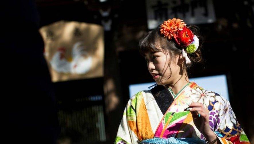 Un kimono peut coûter une dizaine de milliers d'euros et tous les soins de beauté des centaines d'euros de plus. Pour répondre à la demande, certains salons de beauté restent ouverts toute la nuit.