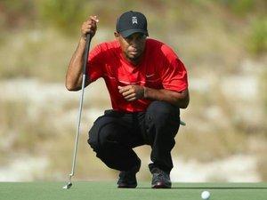 Golf: Tiger Woods fidèle au rendez-vous de Torrey Pines