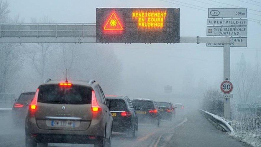 Le thermomètre devrait dégringoler jusqu'à moins 9 ou 10 à Strasbourg, moins 11 à Mulhouse, moins 10 à Dijon, moins 6 à Toulouse, moins 4 à Marseille