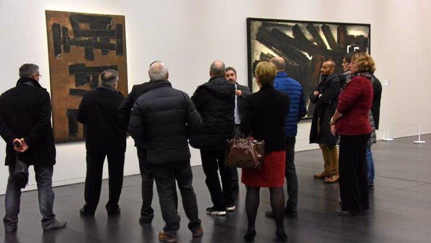 A Rodez, le musée Soulages rythme les quatre saisons