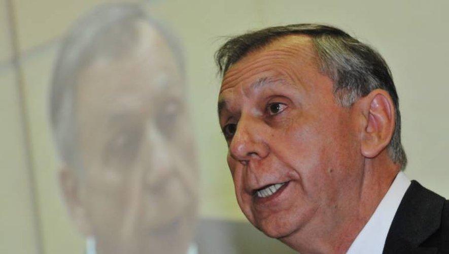 Département : Jean-Claude Luche quittera ses fonctions lundi 23 janvier