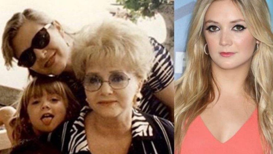Debbie Reynolds, Carrie Fischer, Billie Lourd : trois générations de cinéma