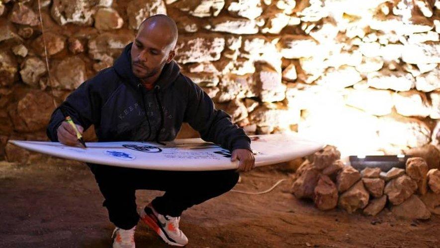 Marcelo Luna a grandi dans un quartier ouvrier voisin d'une favela de São Bernardo do Campo, ville située au sud de Sao Paulo