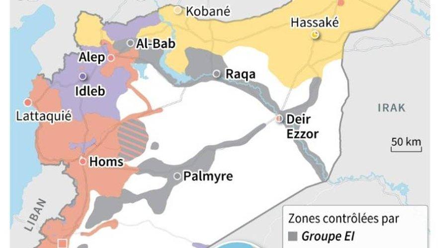 Syrie : annonce d'un cessez-le-feu
