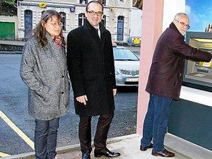 Cransac retrouve son distributeur automatique de billets