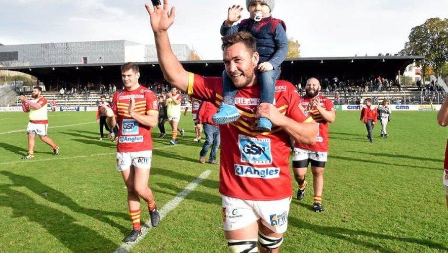 Rugby, Rodez : le SRA fête Noël ce samedi à la salle des fêtes