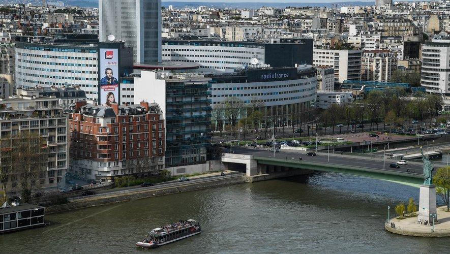 Radio France compte 14,5 millions d'auditeur par jour