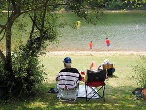 L'Aveyron a bénéficié cet été d'un temps sec et chaud.