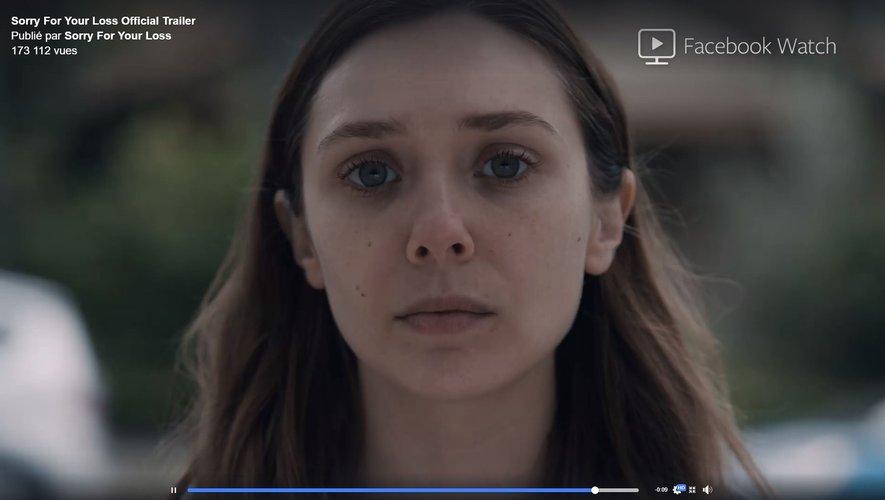 Elizabeth Olsen jouera le personnage principal de Leigh Gibbs dans la nouvelle série de Facebook Watch.
