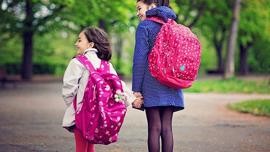 Quelque 12,4 millions d'élèves franchiront lundi 3 septembre les portes des écoles