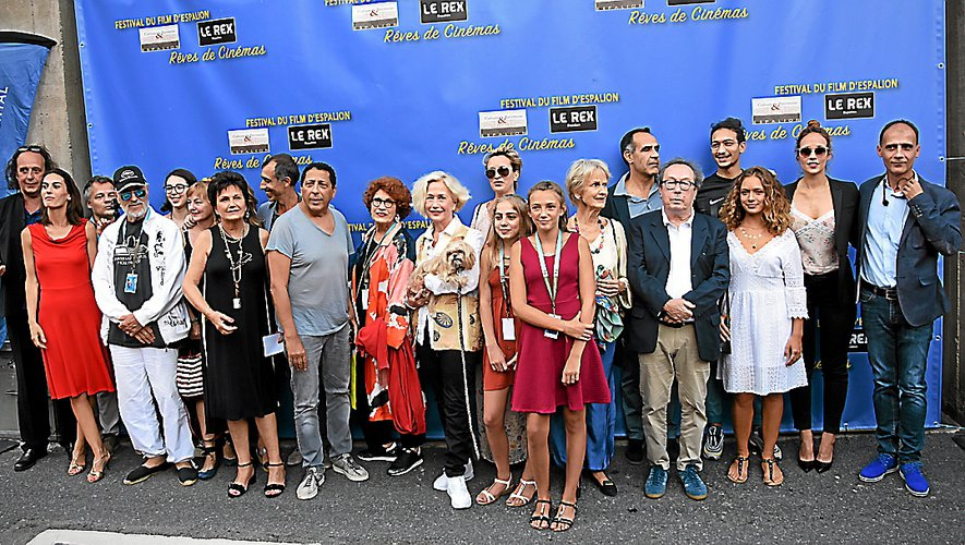 Le festival du film d'Espalion connaît un succès grandissant.