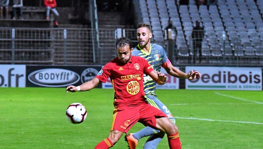Football : Rodez s'incline à Chambly (2-1)