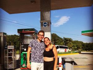 Aveyron : il fait la connaissance de sa cousine sur une aire d'autoroute... au Mexique !