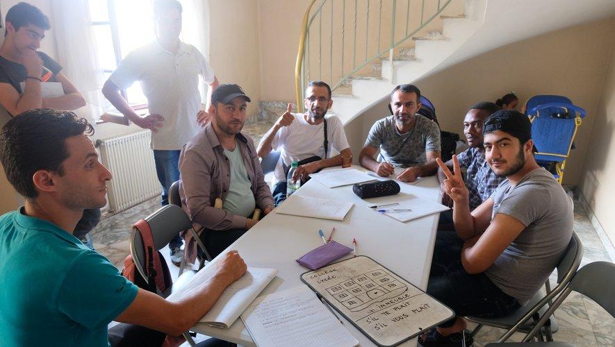 Réfugiés syriens : un appel aux dons et aux bénévoles