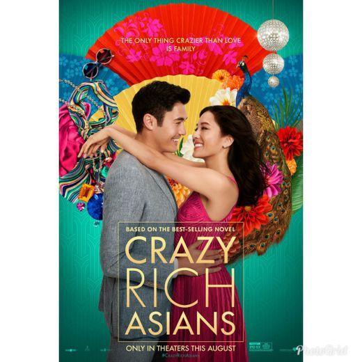 """""""Crazy Rich Asians"""" toujours à la tête du box-office en Amérique du Nord"""