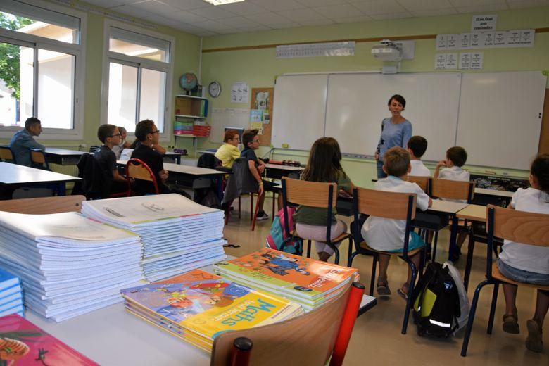 Ecole maternelle Cardaillec à Rodez.