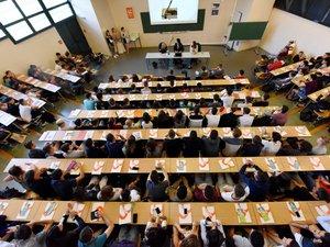 C'était jour de rentrée à l'université Champollion de Rodez