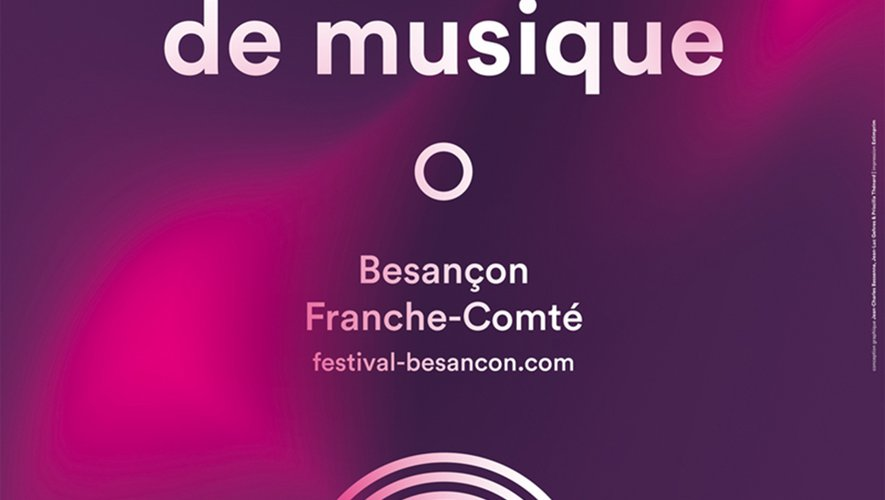 Le 71e Festival international de musique de Besançon Franche-Comté qui s'ouvre vendredi fera la part belle aux XIXe et XXe siècles