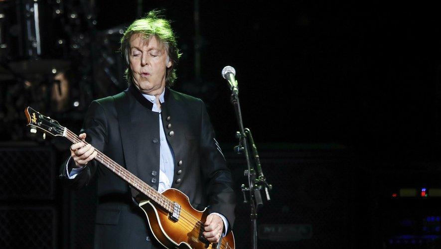"""Paul McCartney sort vendredi """"Egypt Station"""", son 17e album solo"""