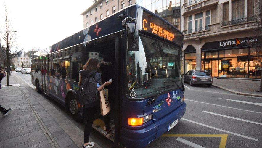 Relooking d'un bus, escape game et gratuité du réseau