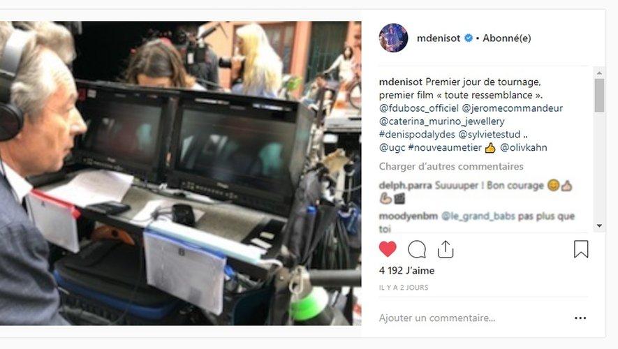 """Michel Denisot a été le présentateur vedette de l'émission """"Le Grand Journal"""" de 2004 à 2013 sur Canal+"""