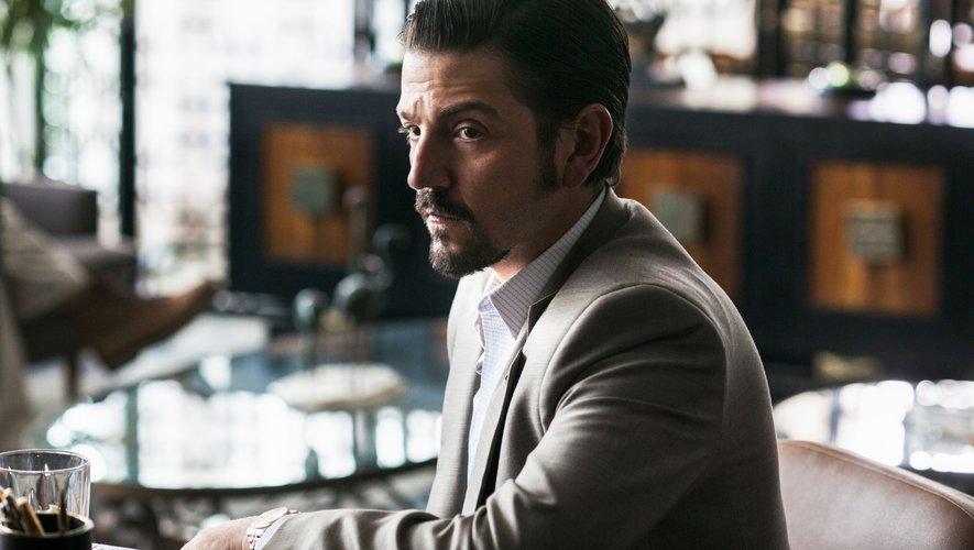 Diego Luna incarnera le visage de Félix Gallardo, à l'origine du trafic organisé du cartel de Guadalajara.