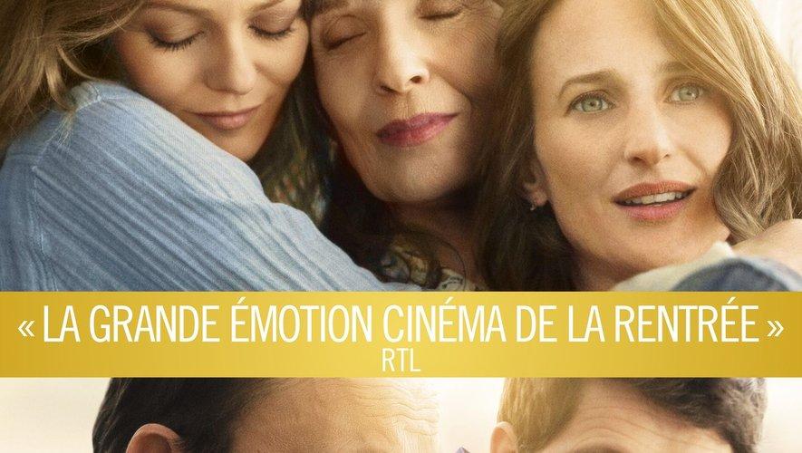 """""""Photo de Famille"""" de Cécilia Rouaud réunit Chantal Lauby, Vanessa Paradis, Camille Cottin, Jean-Pierre Bacri et Pierre Deladonchamps."""