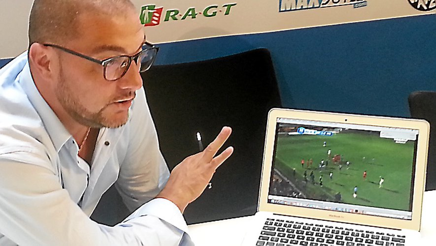 Football, suspension de Mellot : le président de Rodez hausse le ton