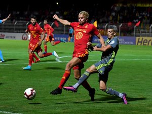 Football : Rodez s'impose 1-0 face à Avranches