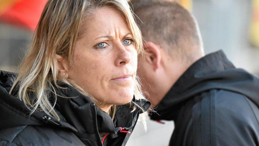 Sarah Viguier risque fort de regretter la défaite de ses joueuses face au Losc.