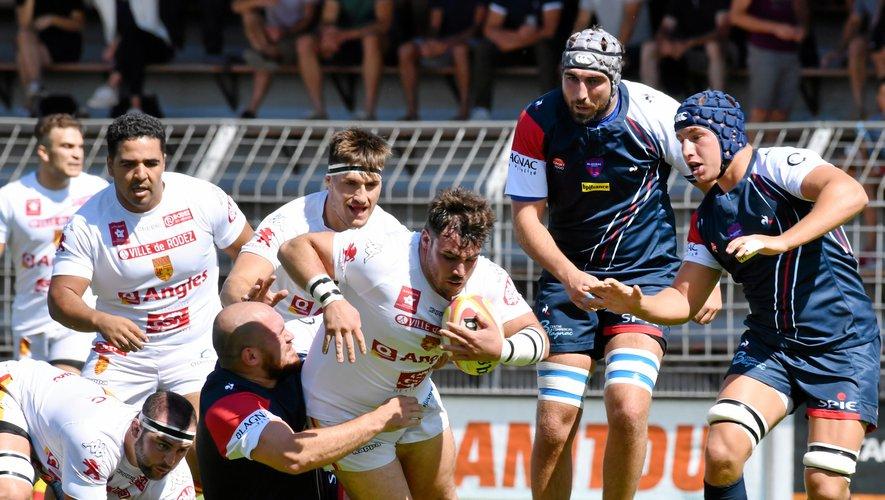 Le SRA empoche la victoire à Castanet-Tolosan.