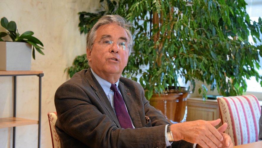 Jean-François Galliard a réaffirmé hier ses ambitions pour le département.