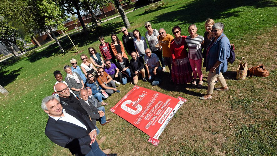 Pour lancer la manifestation, les acteurs donnent rendez-vous le 22 septembre, au jardin public.