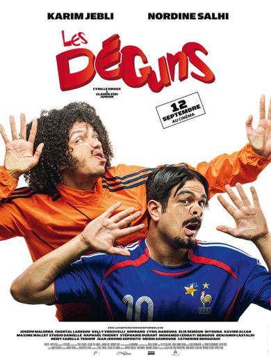 """""""Les Déguns"""" un film imaginé et joué par des youtubeurs en salle le 12 septembre"""
