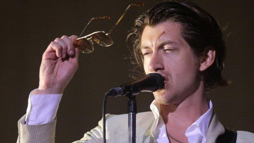 Les Arctic Monkeys, le groupe d'Alex Turner (photo), ont sorti leur dernier album en mai dernier.