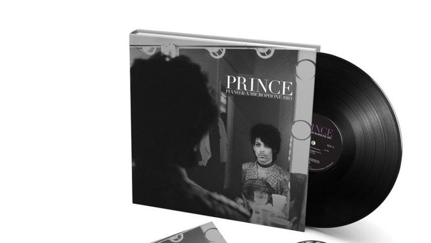 """Piano & A Microphone 1983"" de Prince sortira le 21 septembre."
