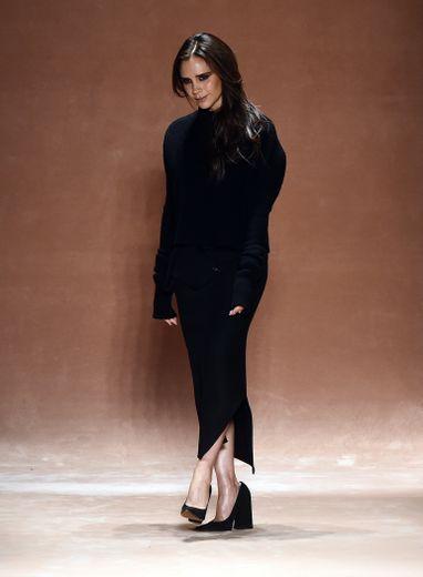 Victoria Beckham fêtera dimanche 16 septembre les dix ans de sa marque à la Fashion Week de Londres