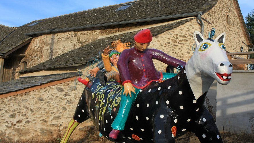 Légendes mystérieuses du Ségala au pays des 100 vallées