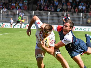 Le SRA concède le match nul contre Nîmes.