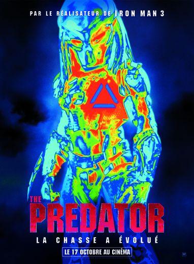 """""""The Predator"""" arrivera le 17 octobre dans les cinémas français"""
