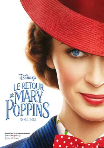 """""""Le Retour de Mary Poppins"""" sortira le 19 décembre en France"""