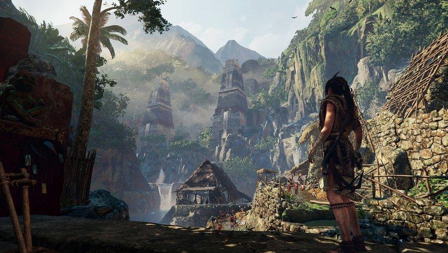"Lara Croft explore de nouveaux territoires dans ""Shadow of the Tomb Raider""."