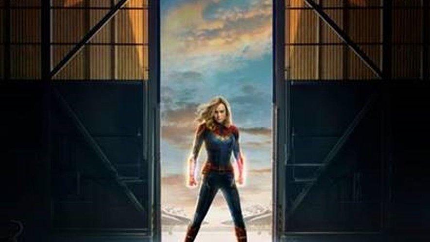 La bande-annonce — Captain Marvel
