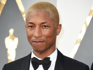 """Le Grinch"" : Pharrell Williams rejoint Benedict Cumberbatch"