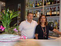 Jérôme et Sonia Cantagrel se sont connus au Lion d'Or qu'ils ont repris en 2002. Une belle histoire d'amour en somme !