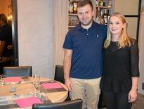 Fleur Guilmard et Jérôme Hygonet reçoivent leur clientèle du lundi  au samedi midi.